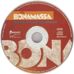 Joe Bonamassa: Driving Towards The Daylight (CD) - Bild 3