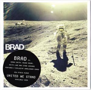 Cover - Brad: Waters Deep
