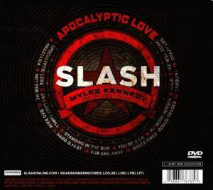 Slash Featuring Myles Kennedy And The Conspirators: Apocalyptic Love (CD + DVD) - Bild 2