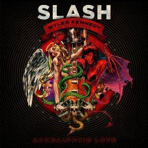 Slash Featuring Myles Kennedy And The Conspirators: Apocalyptic Love (CD + DVD) - Bild 1