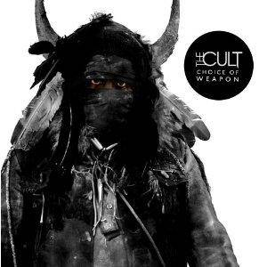 The Cult: Choice Of Weapon - Cover