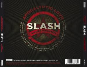 Slash Featuring Myles Kennedy And The Conspirators: Apocalyptic Love (CD) - Bild 2