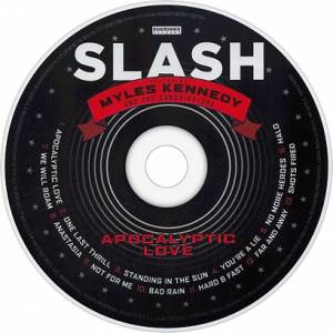 Slash Featuring Myles Kennedy And The Conspirators: Apocalyptic Love (CD) - Bild 3