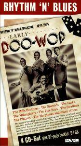 Cover - Eagles, The: Rhythm 'n' Blues · Early Doo-Wop