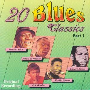 Cover - Sonny Boy Williamson I: 20 Blues Classics Part 1