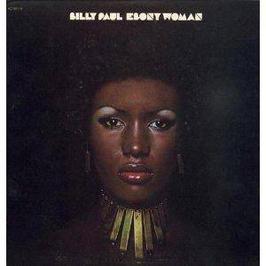 Cover - Billy Paul: Ebony Woman