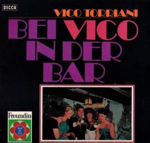 Cover - Vico Torriani: Bei Vico In Der Bar