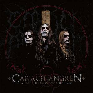 Carach Angren: Where The Corpses Sink Forever - Cover