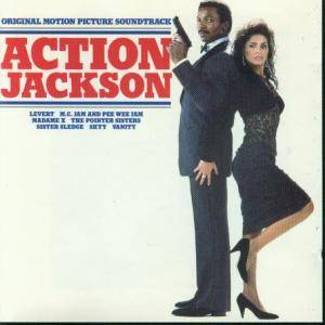 Cover - LeVert: Action Jackson