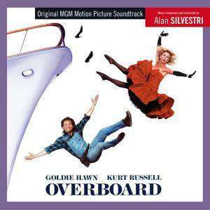 Cover - Alan Silvestri: Overboard