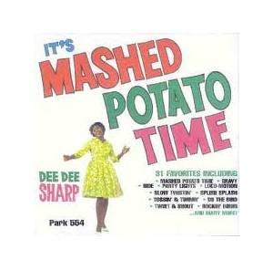 Cover - Dee Dee Sharp: It's Mashed Potato Time
