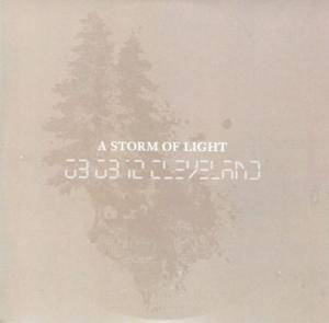 Cover - A Storm Of Light: 03 03 12 Cleveland