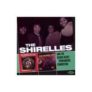 Cover - Shirelles, The: Sing The Golden Oldies / Spontaneous Combustion