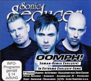 Cover - Ostrich: Sonic Seducer - Cold Hands Seduction Vol. 131 (2012-06)
