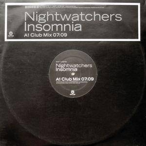 Cover - Nightwatchers: Insomnia