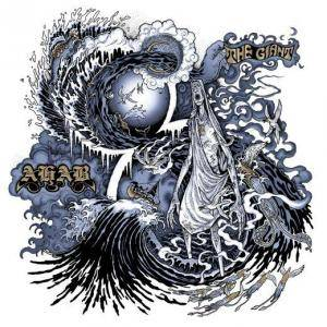 Ahab: Giant, The - Cover
