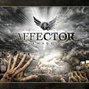 Affector: Harmagedon - Cover