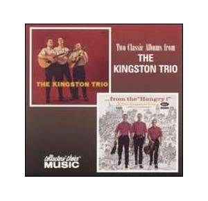 "Cover - Kingston Trio, The: Kingston Trio / ...From The ""Hungry I"", The"