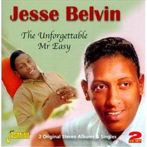 Cover - Jesse Belvin: Unforgettable Mr. Easy, The