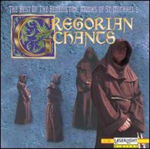 Cover - Gregorian Chants: Best Of The Benedictine Monks Of St. Michael's, The