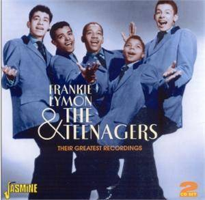 Cover - Frankie Lymon: Their Greatest Recordings