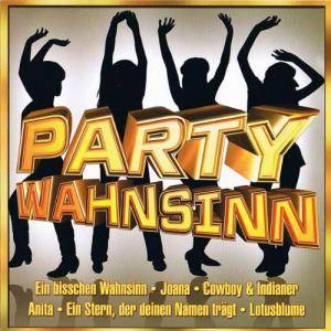 Cover - Solid Gold: Party Wahnsinn