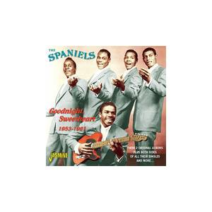 Cover - Spaniels, The: Goodnight Sweetheart Goodnight