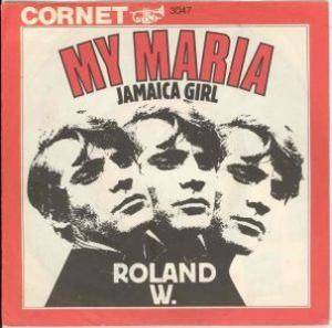 Cover - Roland W.: My Maria