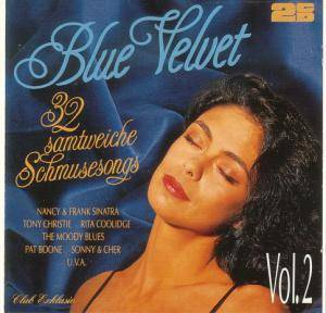 Blue Velvet Vol. 2 - 32 Samtweiche Schmusesongs - Cover