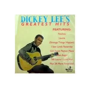 Cover - Dickey Lee: Dickey Lee's Greatest Hits