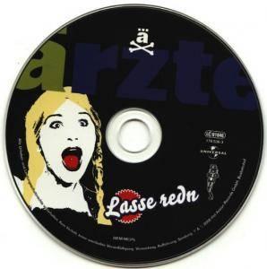 Die Ärzte: Lasse Redn (Single-CD) - Bild 3