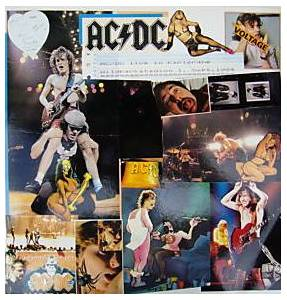 AC/DC: Live In Karlsruhe Wildparkstadion 1. Sept. 1984 - Cover