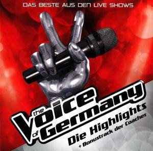 Cover - Sharron Levy: Voice Of Germany - Die Highlights, The