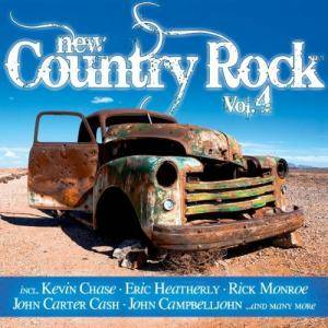Cover - Eric Heatherly: New Country Rock Vol. 4