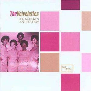 Cover - Velvelettes, The: Motown Anthology, The