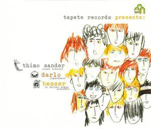Cover - Besser: Tapete Records Presents