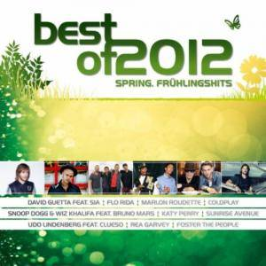 Cover - Eisblume: Best Of 2012 - Spring. Frühlingshits