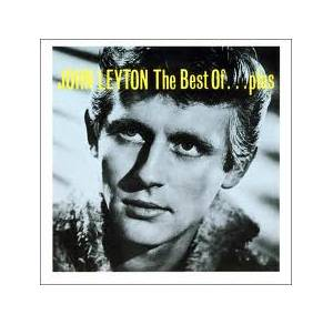Cover - John Leyton: Best Of ... Plus, The