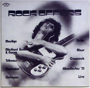 Cover - Live: Rock Offers