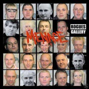 Cover - Menace: Rogues Gallery
