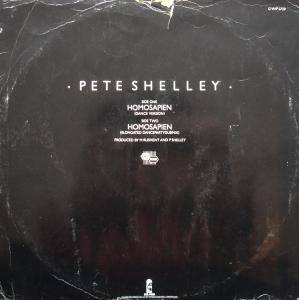 "Pete Shelley: Homosapien (12"") - Bild 2"