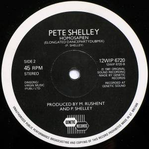 "Pete Shelley: Homosapien (12"") - Bild 4"