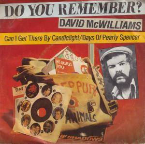 Cover - David McWilliams: Can I Get There By Candlelight