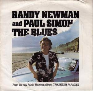 Randy Newman: Blues, The - Cover