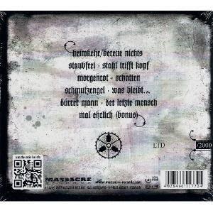 Ewigheim: Bereue Nichts (CD) - Bild 4