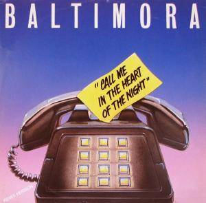 Cover - Baltimora: Call Me In The Heart Of The Night