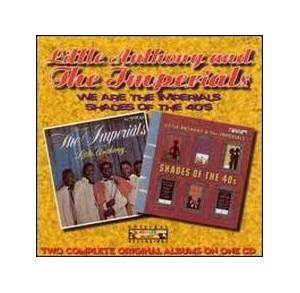 Cover - Little Anthony & The Imperials: We Are The Imperials / Shades Of The 40's