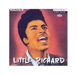 Little Richard: Volume 2 - Cover