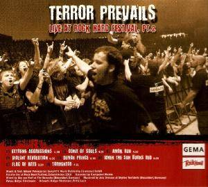Kreator: Terror Prevails - Live At Rock Hard Festival, Pt. 2 (CD) - Bild 4