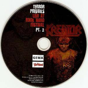 Kreator: Terror Prevails - Live At Rock Hard Festival, Pt. 2 (CD) - Bild 5